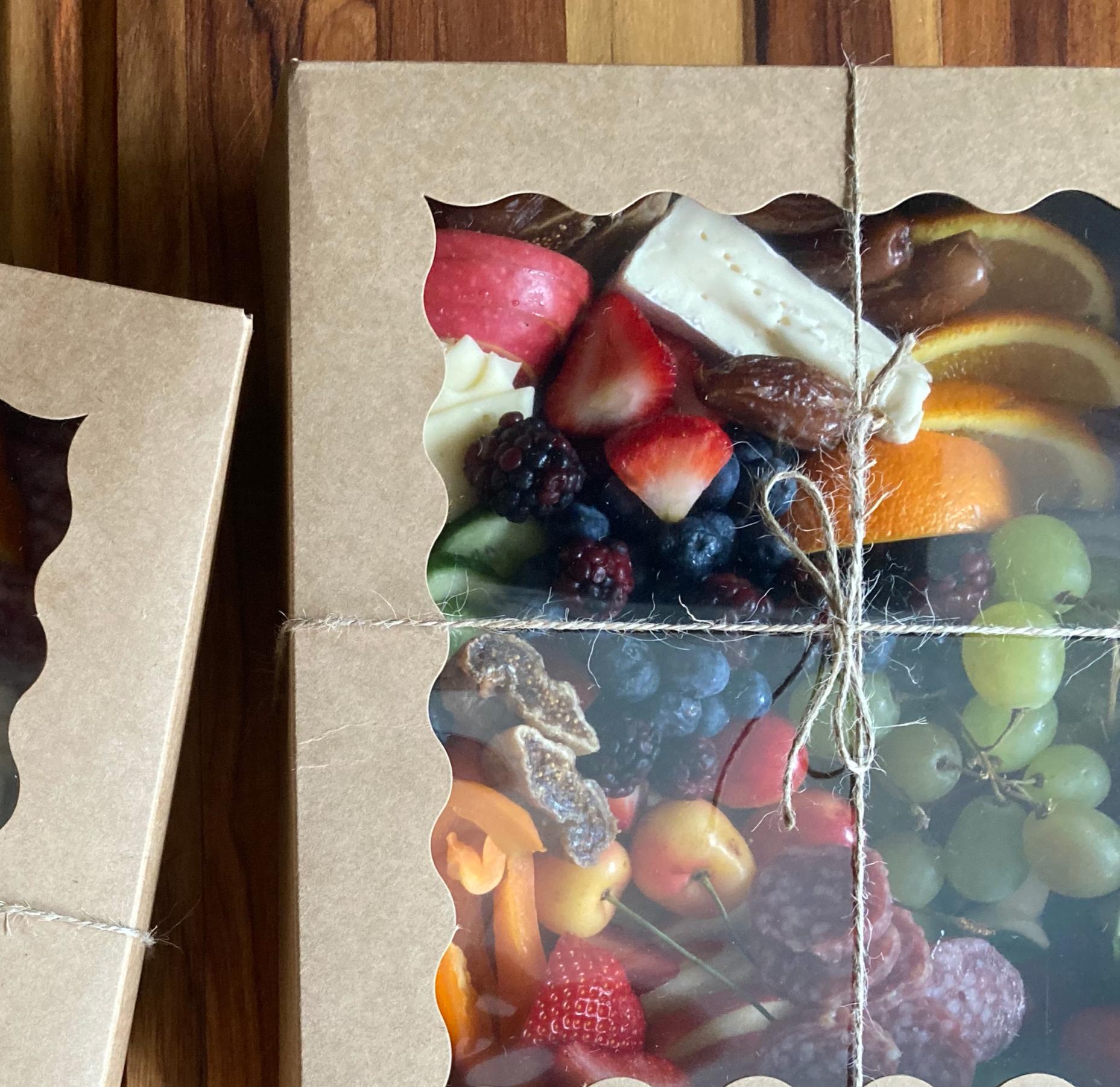 DIY Picnic in a box