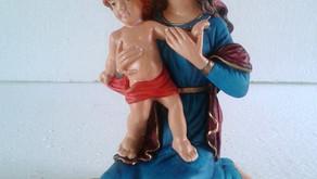 Nossa Senhora da Ternura - Iconografia