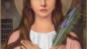 A mulher na arte sacra