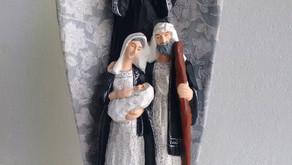A Sagrada Família e o Anjo