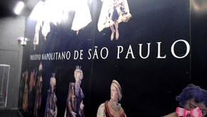 Série - Museu de Arte Sacra de SP | Presépios