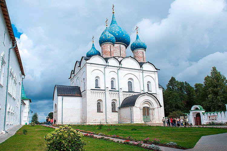 Cathedral of the Nativity. Suzdal