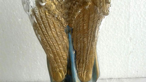 Anjo Sacro - Restauração