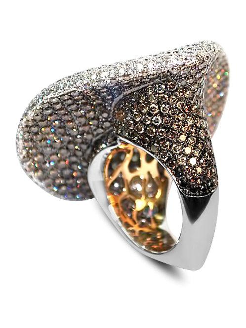Mon Coeur Secret Ring