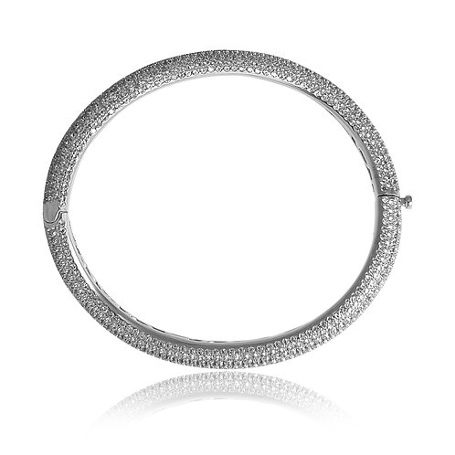 The Curvy Diamond Cuff