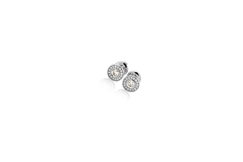 The Classic Diamond Studs