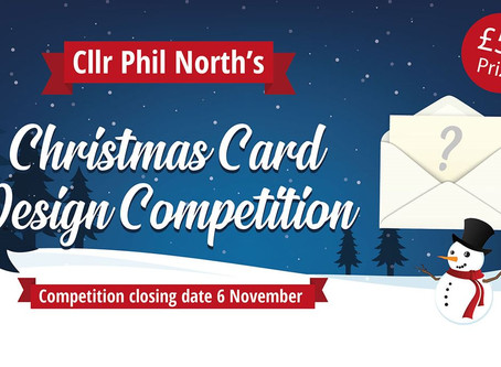 Children's Christmas Card Competition