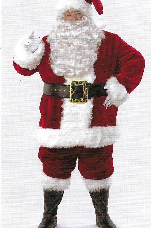 Majestic Santa Claus