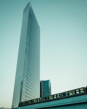 Dentsu Building - Tokyo