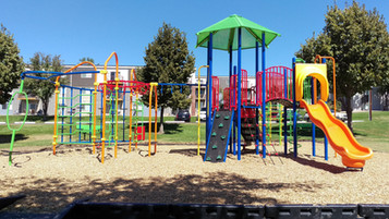 Henderson Rec play structure