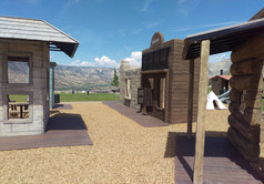 Themed Concepts old west town
