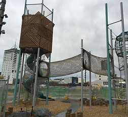 Berliner net climber