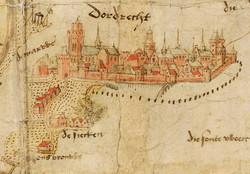 Dordrecht in 1537