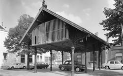 Vismarkt 1968