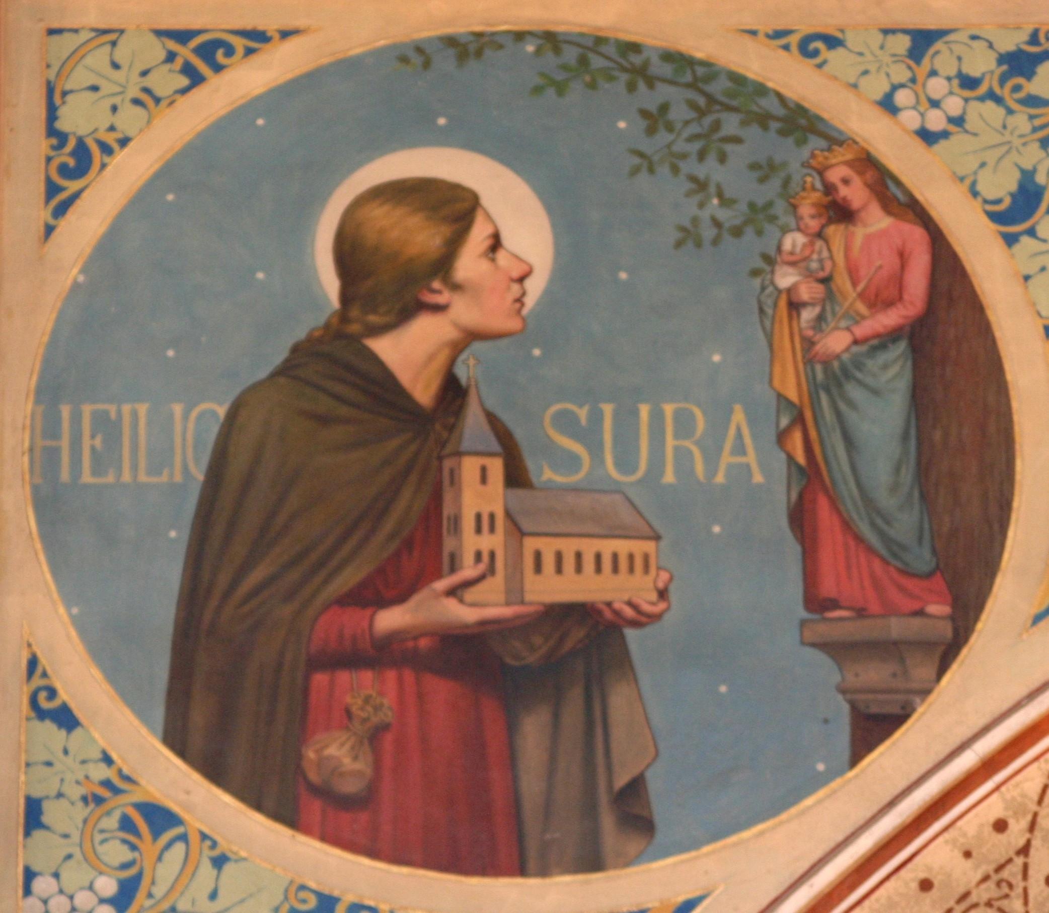 Sint Sura van Dordrecht