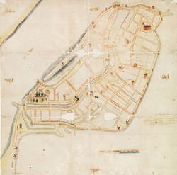 Dordrecht in 1545