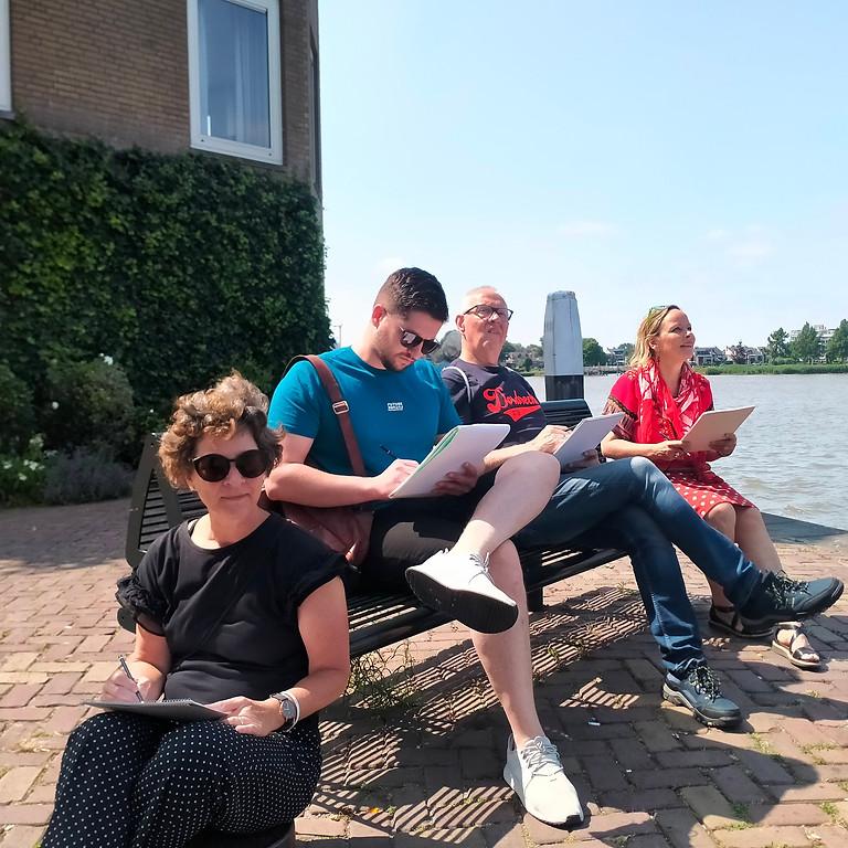 Dordrecht Drawing Tour 28 augustus