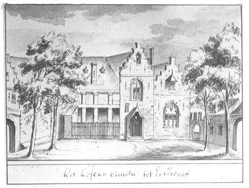 Het Augustijnenklooster