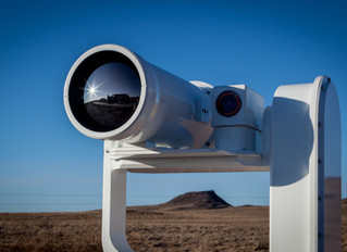 Senspex Captures 2015 Balloon Fiesta with Thermal Imaging