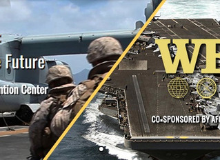 Senspex Booth 1936 at AFCEA West Expo