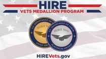 Senspex Awarded 2019 Gold HIRE Vets Medallion Award