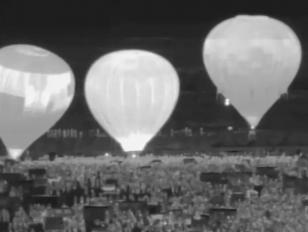 Senspex Hosts Balloon Fiesta Event
