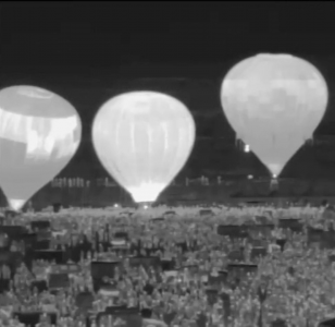 Thermal Imaging Cameras Capture Balloon Fiesta