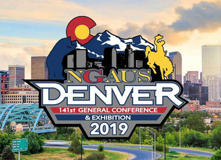 Senspex is Attending the 141st NGAUS in Denver, CO