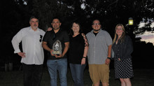 Senspex Receives Flying 40 Award at The Albuquerque Zoo