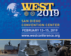 Senspex Booth 838 at AFCEA West Expo 2019
