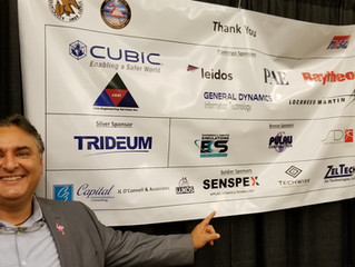 Senspex Attends AUSA Meeting and Expo