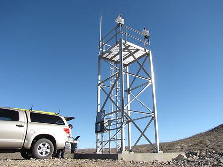 Thermal, Imaging, Camera, Design, Integration, Installation, Government, Border Patrol