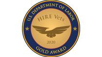 Senspex Receives Gold HIRE Vets Medallion Award 2020