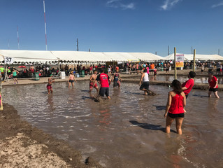 Senspex Participates in 24th Annual Mudd Volleyball Charity Event