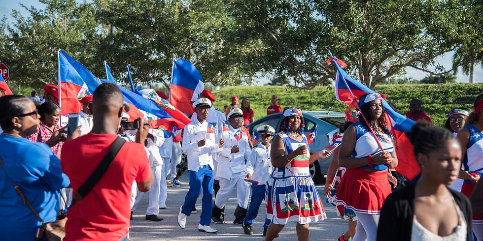 6th Annual May 18th Haitian Flag Day Festival