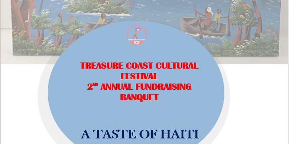 2nd Annual Fund Raising Banquet: Taste of Haiti