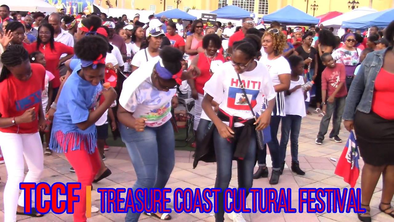 4TH ANNUAL HAITIAN FLAG DAY FESTIVAL 2018Men Kijan Ayisyen fete Fèt  Drapo nan  Etazini