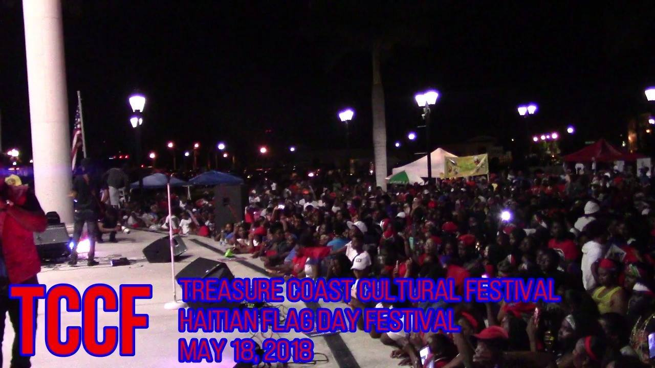 J Beatz : Haitian Flag Day Festival May 18, 2018