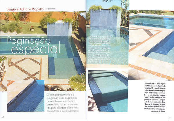 Revista Piscinas&Churrasqueiras_SergioRighettoArquitetura