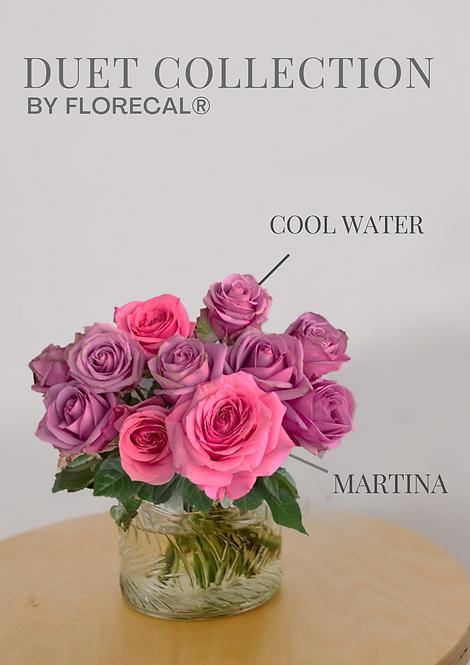 Duet Cool Water & Martina