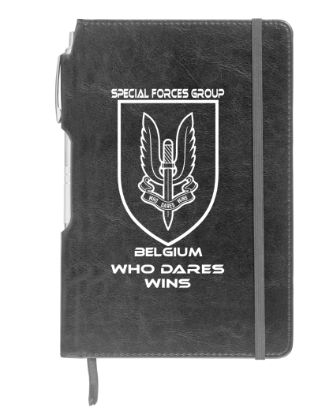 Special Forces Notebook