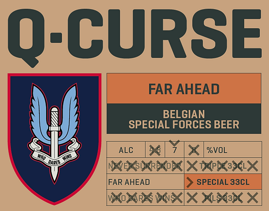 Q-Curse Far Ahead