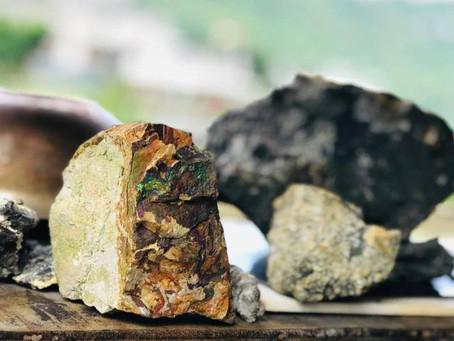 當藝術遇見礦山的不同時空 在山海間挖掘永續生活原礦