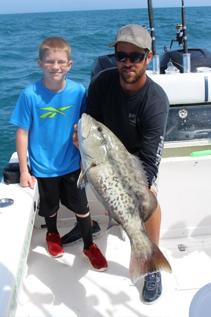 Gag Grouper | Fishprocharters.com