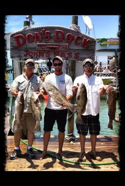 Johns Pass deep sea fishing charters