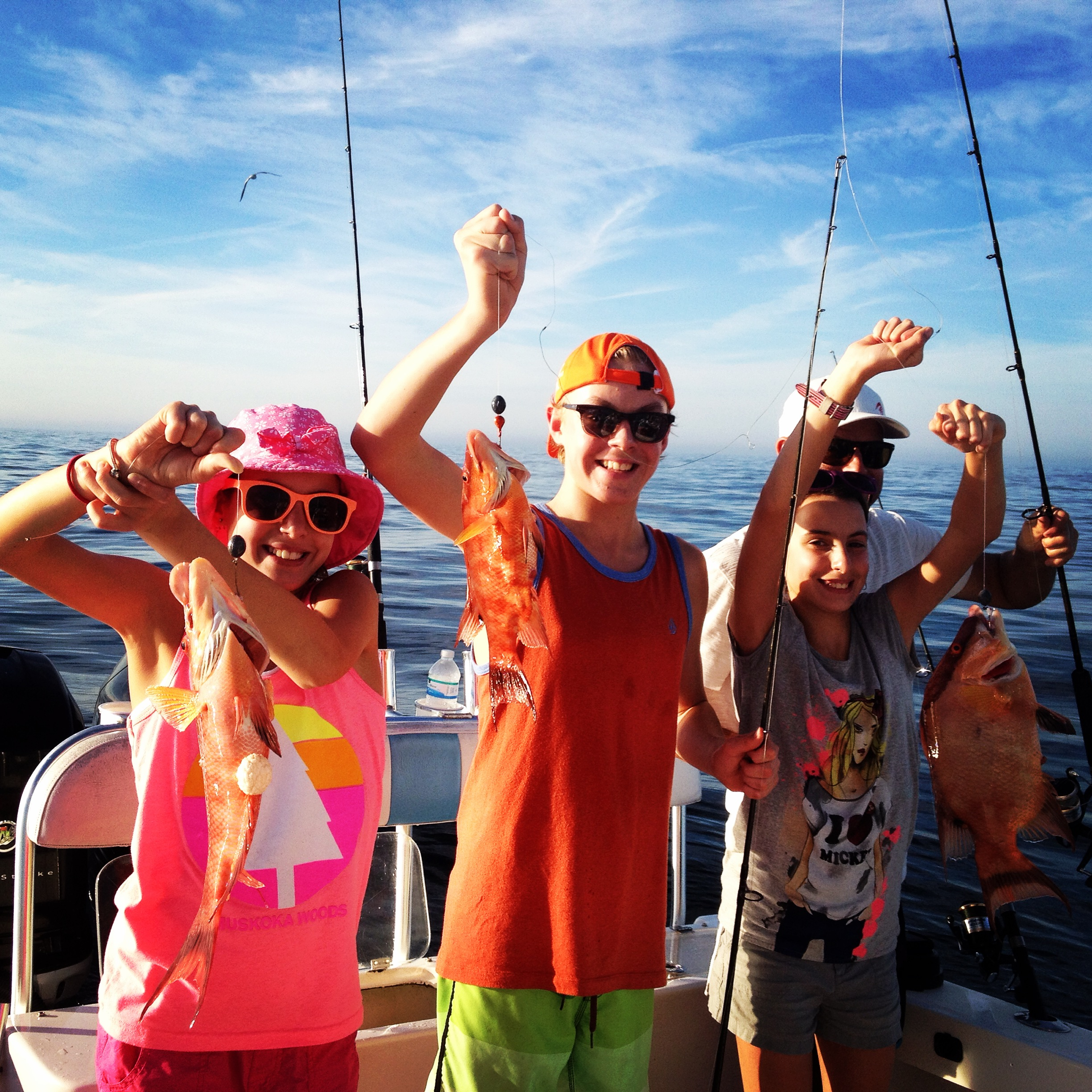 fishing charter madeira beach FL