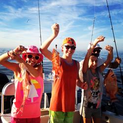 fishing charter madeira beach FL