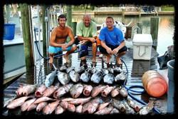 deep sea fishing charter, Johns Pass