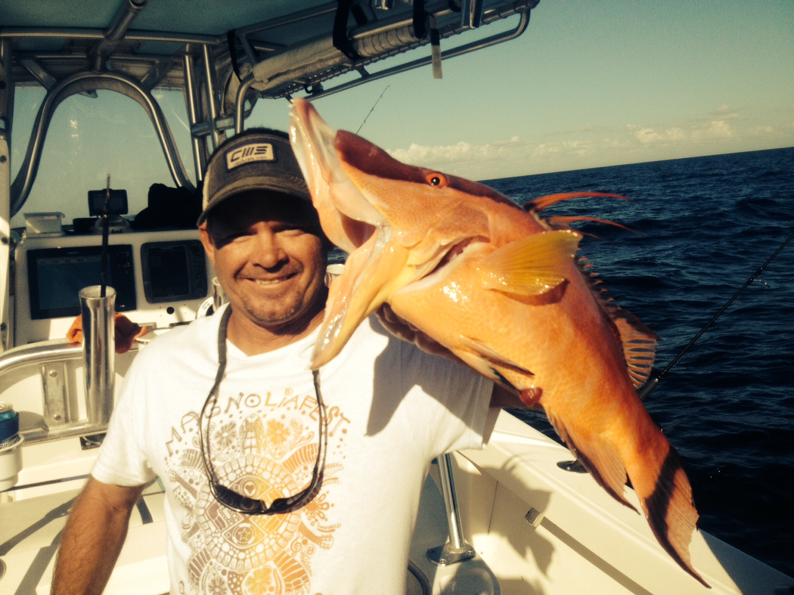 deep sea fishing madeira beach FL