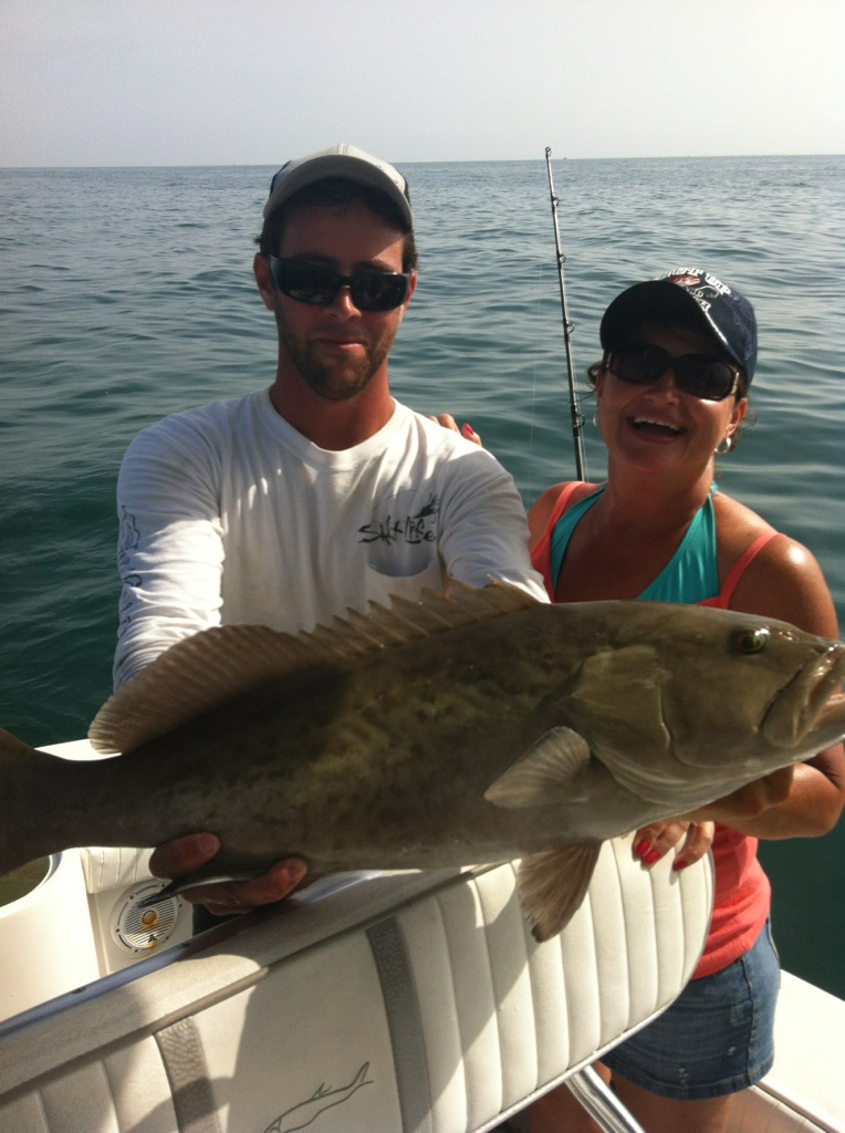 Grouper fishing | Fishprocharters